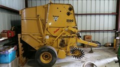 Baler-Round For Sale 2004 Vermeer 5500 REBEL