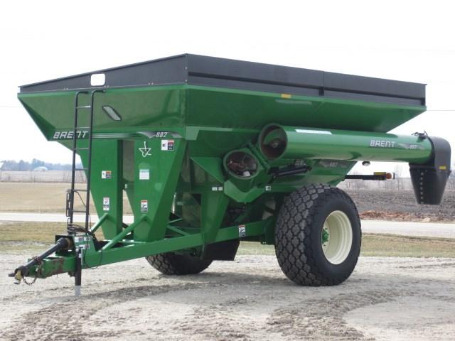 2010 Brent 882 Grain Cart For Sale