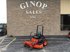 Riding Mower For Sale:  2017 Kubota Z125SKH-5