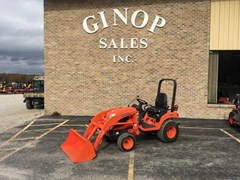 Tractor For Sale:  2009 Kubota BX2660