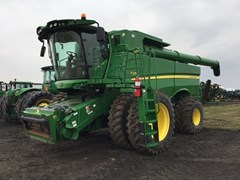 Combine For Sale 2016 John Deere S670
