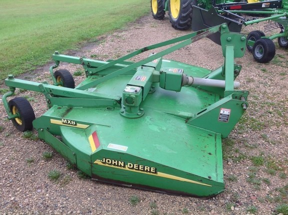 2000 John Deere MX8 Rotary Cutter For Sale