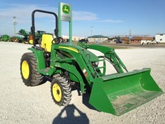 Tractor For Sale 2008 John Deere 3520 , 37 HP