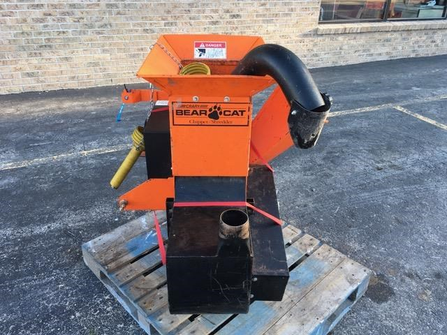 Bearcat 554 CHIPP Chipper-Hand Fed For Sale