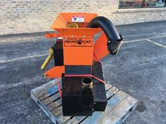 Chipper-Hand Fed For Sale:   Bearcat 554 CHIPP