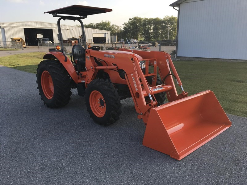 2017 Kubota M5660SUHD Tractor For Sale