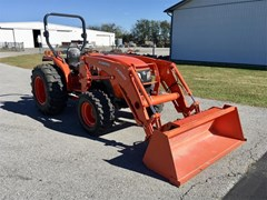 Tractor For Sale 2015 Kubota MX5200DT , 52 HP