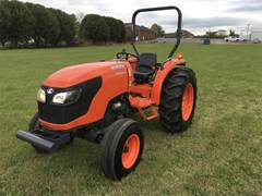 Tractor For Sale 2011 Kubota MX5100F , 52 HP