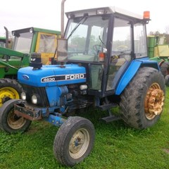 Tractor For Sale 1994 Ford 4630 , 63 HP