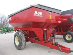 Grain Cart For Sale:  M&W 4800A