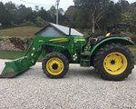 Tractor For Sale: 2005 John Deere 5325, 55 HP