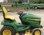 Riding Mower For Sale: 2013 John Deere X540, 26 HP