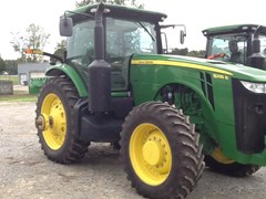 Tractor For Sale John Deere 8235R , 235 HP