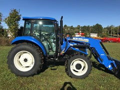 Tractor For Sale 2016 New Holland PowerStar T4.75 , 65 HP