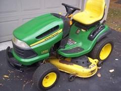 Riding Mower For Sale 2007 John Deere LA140 , 23 HP