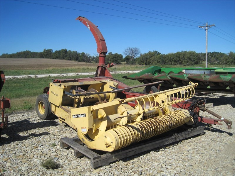 1994 New Holland 900 Forage Harvester-Pull Type For Sale