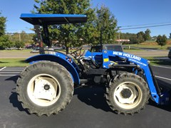 Tractor For Sale 2012 New Holland Workmaster 55 , 55 HP