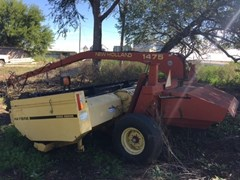 Mower Conditioner For Sale 1999 New Holland 1475