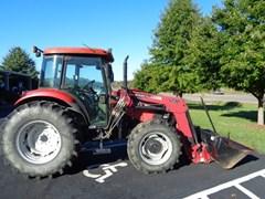 Tractor For Sale 2009 Case IH Farmall 80 , 62 HP