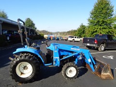 Tractor - Compact For Sale 2001 New Holland TC33D , 33 HP