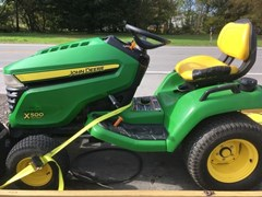 Riding Mower For Sale 2015 John Deere X500 , 24 HP