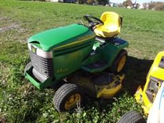 Riding Mower For Sale 2002 John Deere GX335 , 20 HP