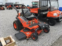 Zero Turn Mower For Sale 2009 Kubota ZD331P-60 , 31 HP