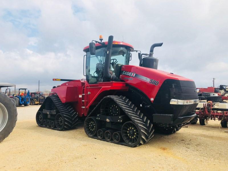 2016 Case IH STEIGER 580 Tractor For Sale