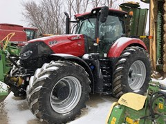 Tractor For Sale 2017 Case IH Optum 300CVT , 300 HP