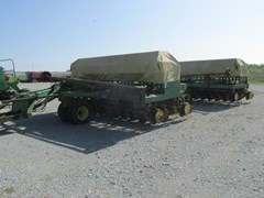 Grain Drill For Sale 1996 John Deere 750