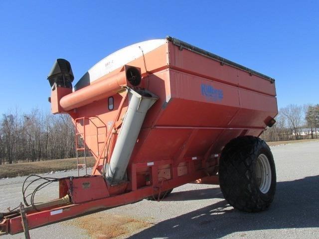 Killbros 1400 Grain Cart For Sale
