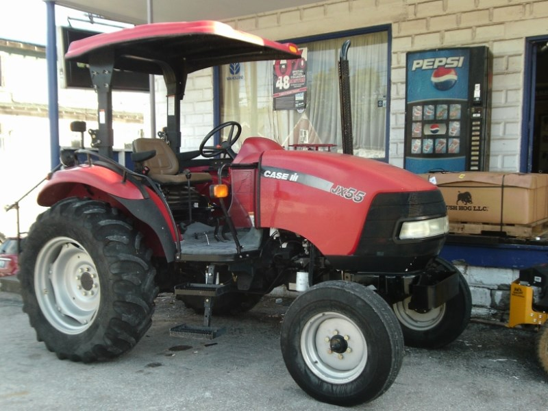 2003 Case IH JX55 Tractor For Sale