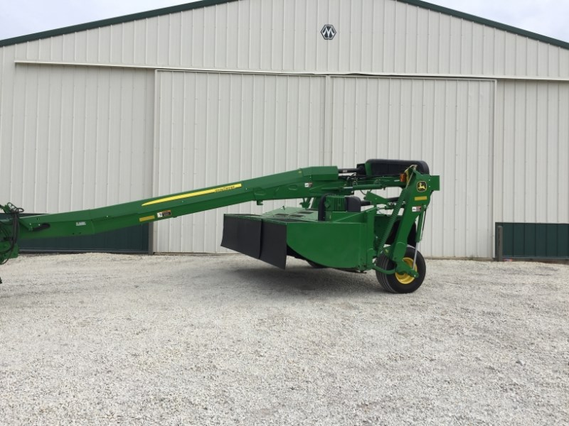 2013 John Deere 835- Mower Conditioner For Sale