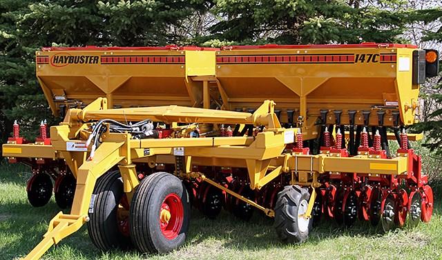 2017 Haybuster 147C Grain Drill For Sale