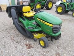 Riding Mower For Sale:  2007 John Deere X304 , 17 HP
