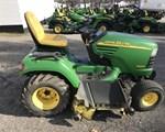 Riding Mower For Sale: 2003 John Deere X485, 25 HP