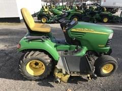 Riding Mower For Sale:  2003 John Deere X485 , 25 HP