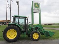 Tractor For Sale:  2009 John Deere 6430 , 120 HP