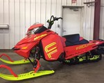 Snowmobile For Sale: 2016 Ski-Doo 2016 FREERIDE 800E-TEC E.S. RED/GRN SKU # VAGB