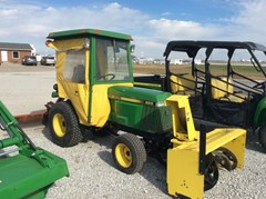 Tractor For Sale 1998 John Deere 855 , 19 HP