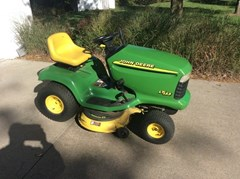 Riding Mower For Sale 1998 John Deere LT155 , 15 HP