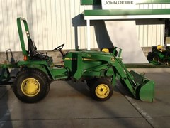 Tractor For Sale 1988 John Deere 855 , 19 HP