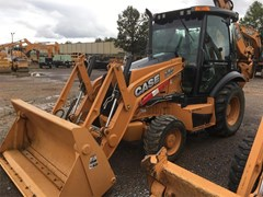 Loader Backhoe For Sale 2013 Case 580SN , 97 HP