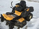 Riding Mower For Sale:   Cub Cadet ZFL54