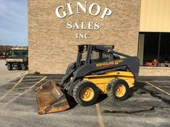 Skid Steer For Sale:  2001 New Holland LS180