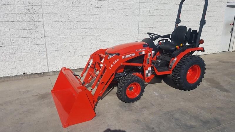 2017 Kubota B2601HSD Tractor For Sale