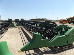 Header-Auger/Flex For Sale:  2012 John Deere 635F