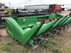 Header-Row Crop For Sale 2010 John Deere 608C