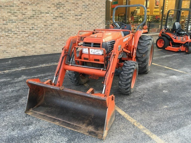 1994 Kubota L3300GST Tractor For Sale