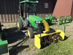 Tractor For Sale:  2009 John Deere 2520 , 17 HP